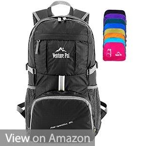 Venture PalLightweight Packable Hiking Backpack