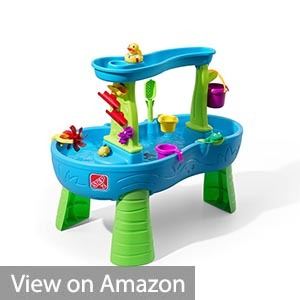 Rain Showers Splash Pond Water Table Playset