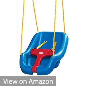 Little Tikes 2-in-1 Snug 'N Secure Grow with Me Swing