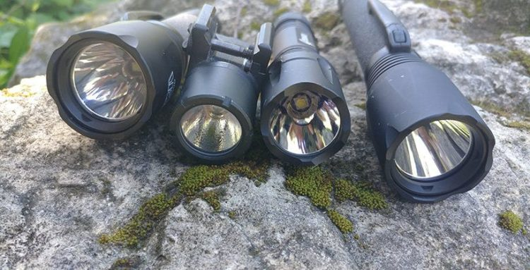 a tactical flashlight must be durable