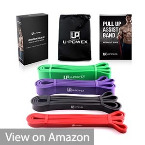 UPOWEX Pull Up Assist Resistance Bands