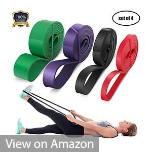 LEEKEY Resistance Bands Set