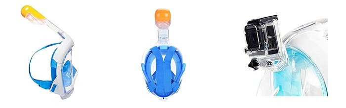 Details of Tribord Easybreath Full Face Snorkeling Mask