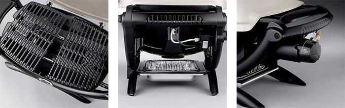 Details of Weber 51080001 Q1200 Liquid Propane Grill