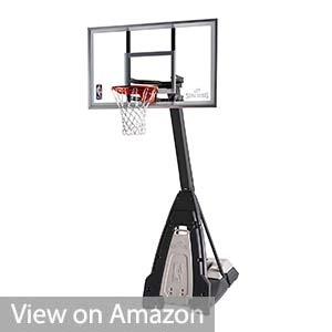 "Spalding NBA ""The Beast"" Portable Basketball System"