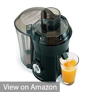 Hamilton Beach Big Mouth Juicer Machine