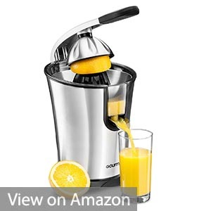 Gourmia EPJ100 Electric Citrus Juicer