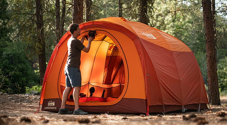 Test Drive Your Tent Before the Trip