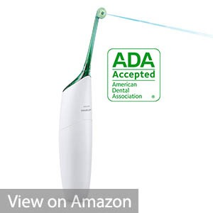 Philips Sonicare HX8211 Airfloss, Rechargeable Electric Flosser