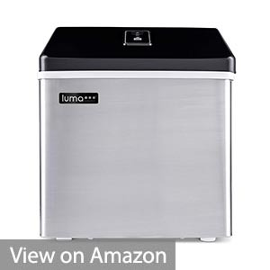 Luma Comfort Portable Clear Ice Maker