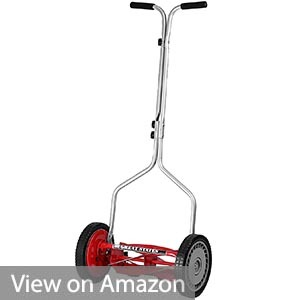 Great States 304-14 14-Inch Economy Push Reel Mower