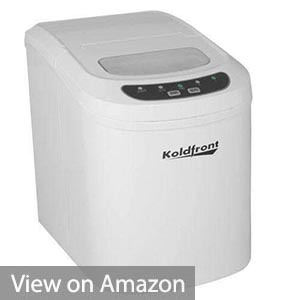 Koldfront Ultra Compact Portable Ice Maker