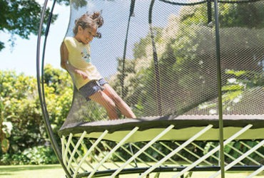 Trampoline Maintenance and Safety Tips