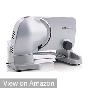 Chef's Choice 609 Premium Electric Food Slicer