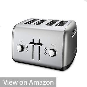 KitchenAid Kmt4115cu 4-Slice Toaster