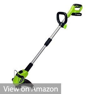 Earthwise CST00012 12-Inch Cordless String Trimmer