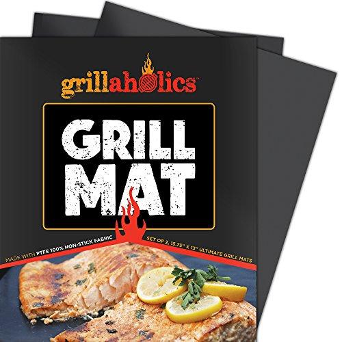 nonstick grilling mats