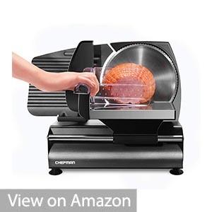 Chefman Die-Cast Electric Deli/Food Slicer