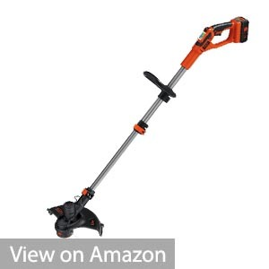 BLACK+DECKER (LST136) MAX String Trimmer