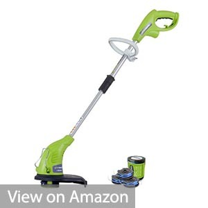 Greenworks 13-Inch 4Amp Corded String Trimmer