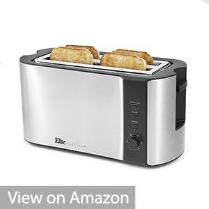 Maxi-Matic ECT-3100 Long 4 Slice Toaster