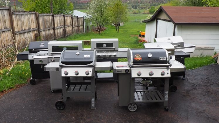 how to choose the right gas grill