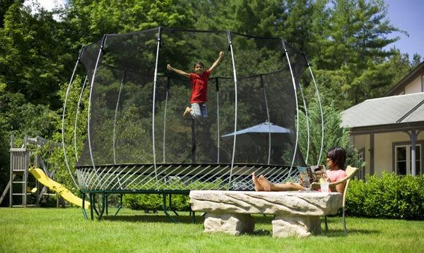 tip on choosing the trampoline