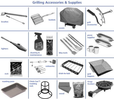 Grill Accessories What To Look For