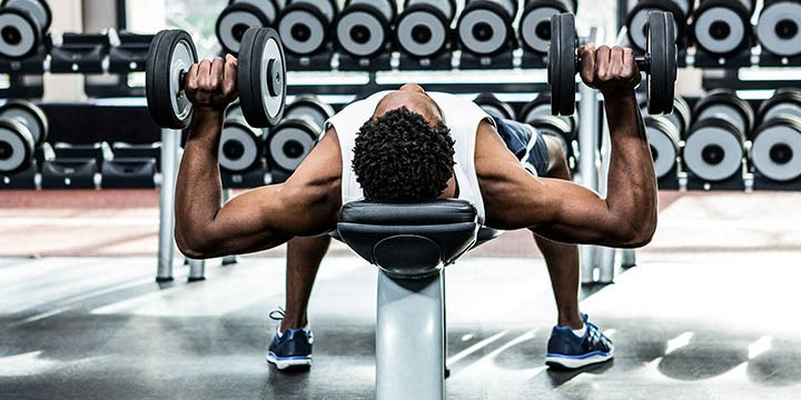 How To Get Faster Result With Dumbbell Exercise Workout
