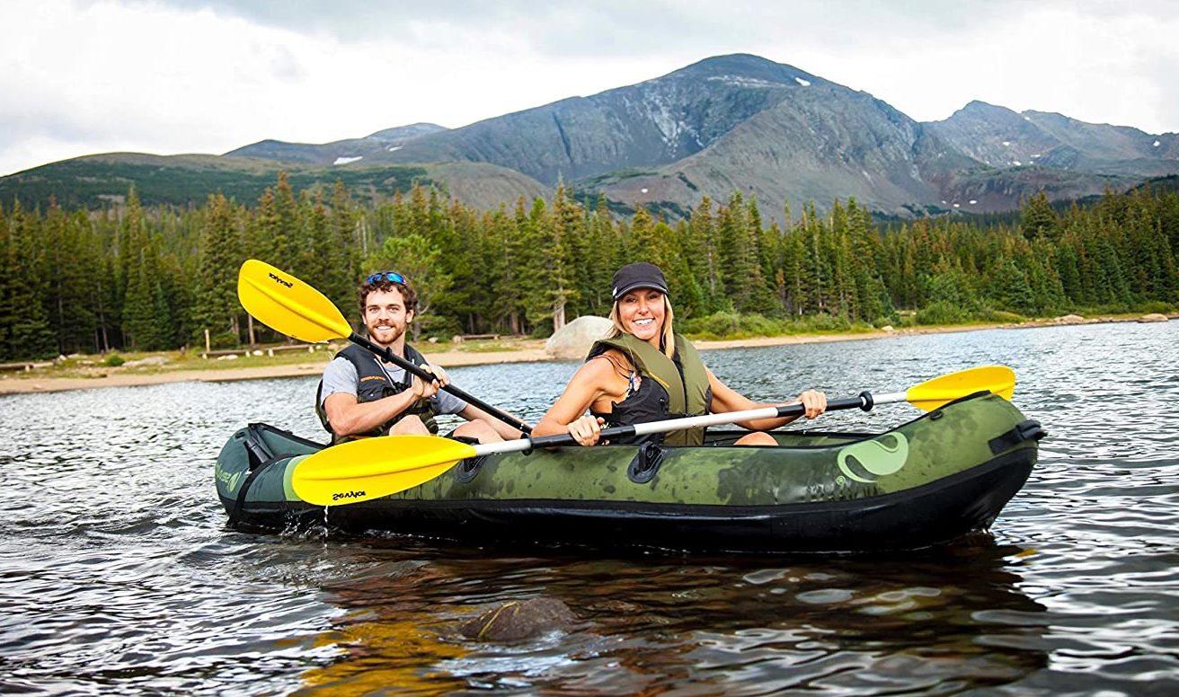 Coleman Colorado 2-Person Fishing Kayak