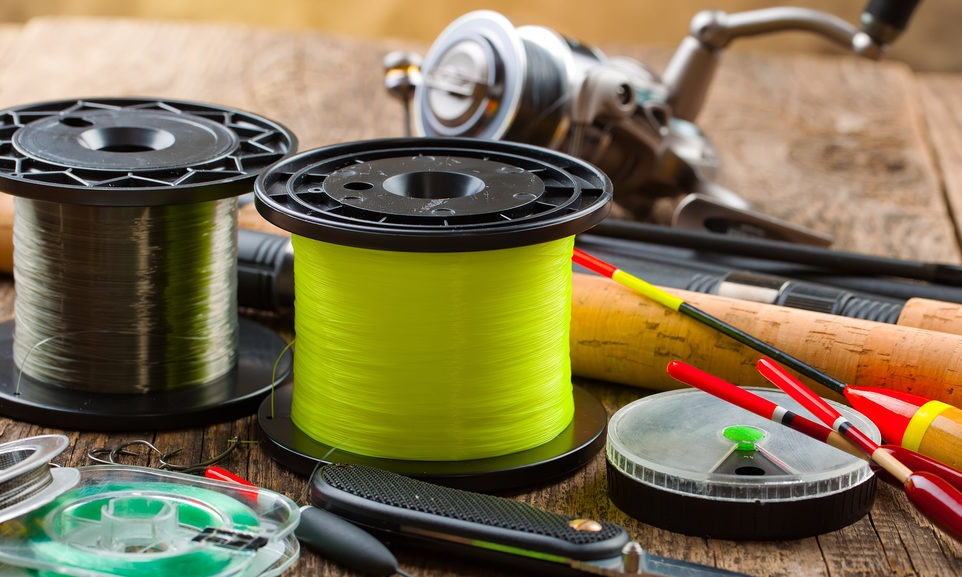 Types of Fishing Line