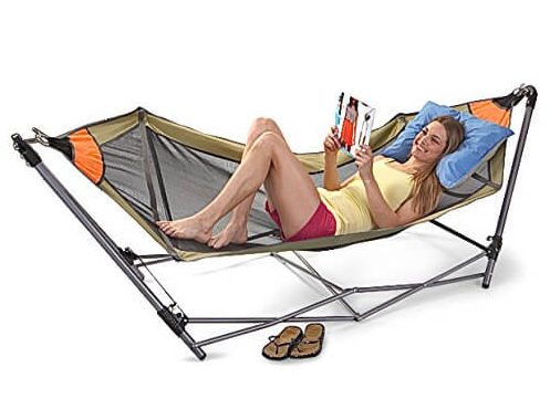 Guide-Gear-Portable-Folding-Hammock