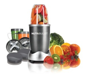 Magic Bullet NutriBullet High-Speed 12-Piece Mixer System