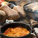 tips on camping food