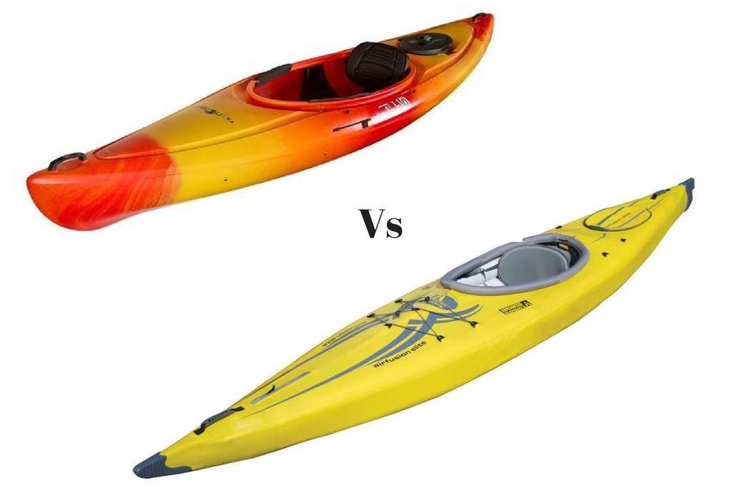 inflatable-vs-hard-shell-kayaks