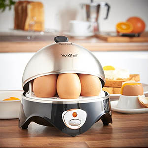 VonShef 7- Egg Electric Cooker