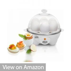 Elite Cuisine EGC-007 Maxi-Matic Egg Cooker