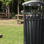 best outdoor trash cans