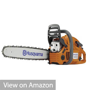 Husqvarna 455, 20 in. 55.5cc 2-Cycle Gas Chainsaw