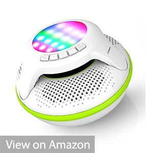 COWIN Swimmer IPX7 Floating Waterproof Bluetooth Speaker
