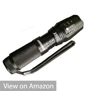 ShadowHawk X800 High Tactical Flashlight