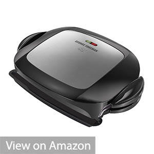 George Foreman GRP472P Grill and Panini Press