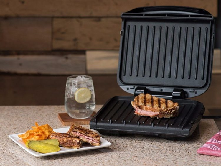 George Foreman Grill guide