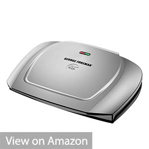 George Foreman GR2144P Grill and Panini Press