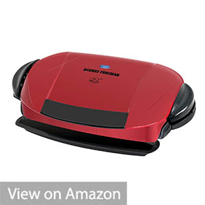 George Foreman GRP0004R Indoor Grill and Panini Press