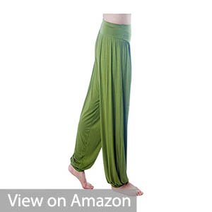 Ava Costume Women's Modal Cotton Soft Yoga Sports Dance Harem Pants