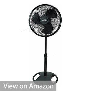 Lasko 2521 Oscillating Stand Fan