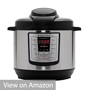 Instant Pot 6-in-1 Programmable Pressure Cooker