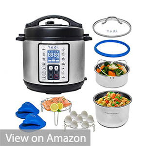 Yedi Programmable Electric Pressure Cooker