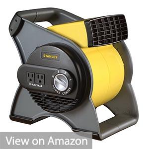 Stanley 655704 High-Velocity Blower Fan